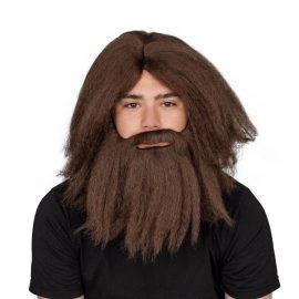 Forest Wig & Beard