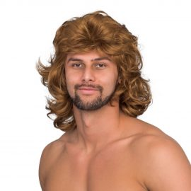Ultimate Wrestler Wig