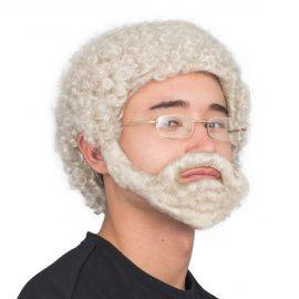Uncle Drew Wig & Beard